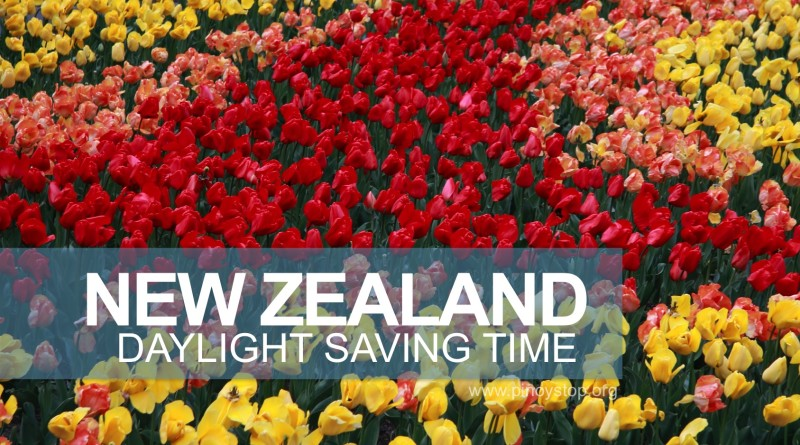 Pinoy Stop NZ Daylight Saving Time