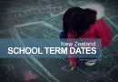 New Zealand School Term Dates