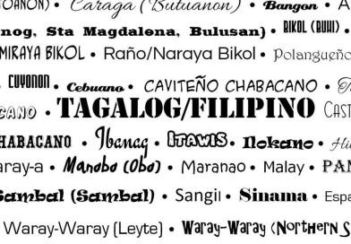 PHILIPPINES' NATIVE LANGUAGES