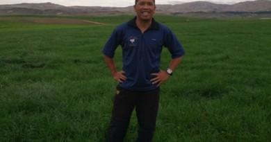 Juan dela Cruz in Farmville
