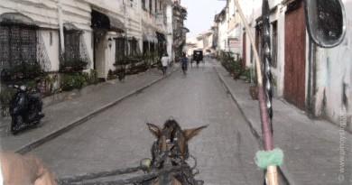 Kalesa in Vigan (c) Pinoy Stop