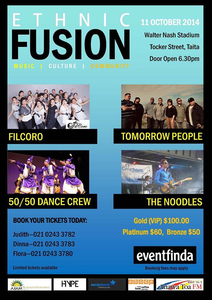 Ethnic Fusion Wellington - Pinoy Stop