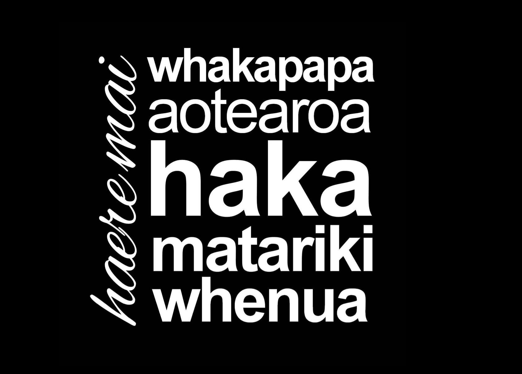 Common Maori Words Pinoy Stop