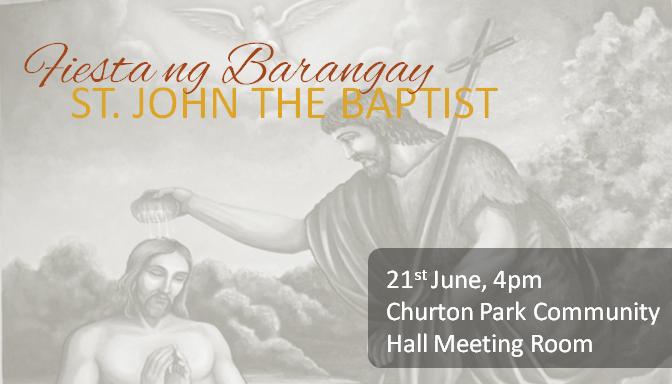 006 - Fiesta ng Bgy St John the Baptist