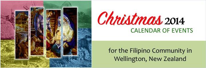 PinoyStop - Christmas eve mass 2014