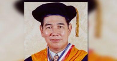 FI - January 15 - Dr. Hilario D. G. Lara,