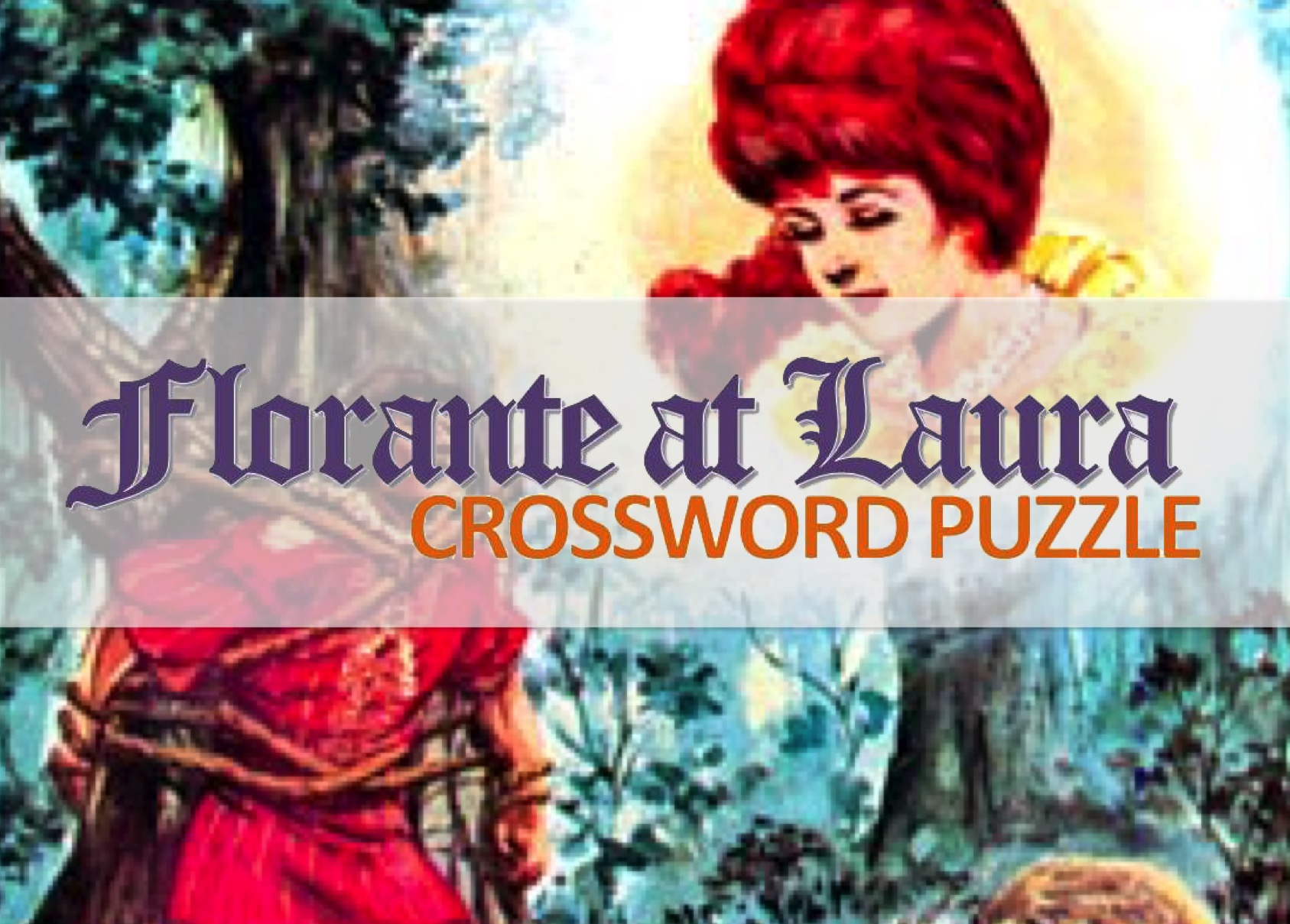 florante and laura Florante at laura [francisco balagtas] on amazoncom free shipping on qualifying offers this is a pre-1923 historical reproduction that was curated for quality quality assurance was conducted on each of these books in an attempt to remove books with imperfections introduced by the digitization process.