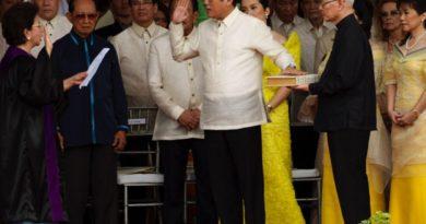 Noynoy Aquino inauguration