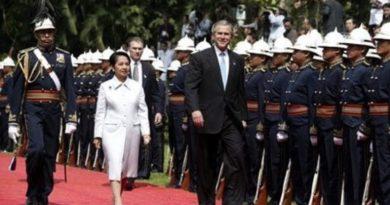 Former Pres Gloria Arroyo