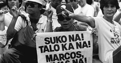 FI - January 17 - EDSA revolution