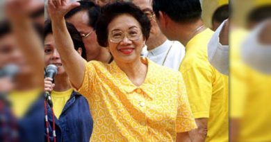 FI - January 29 - Cory Aquino