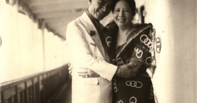 Aurora and Manuel Quezon