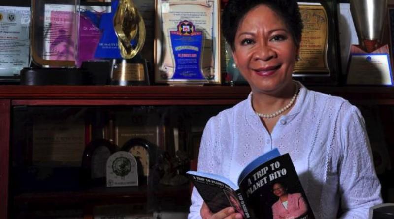 Dr Josette Biyo