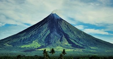 FI - February 1 - Mayon Volcano