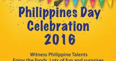 Philippines Day Celebration 2016