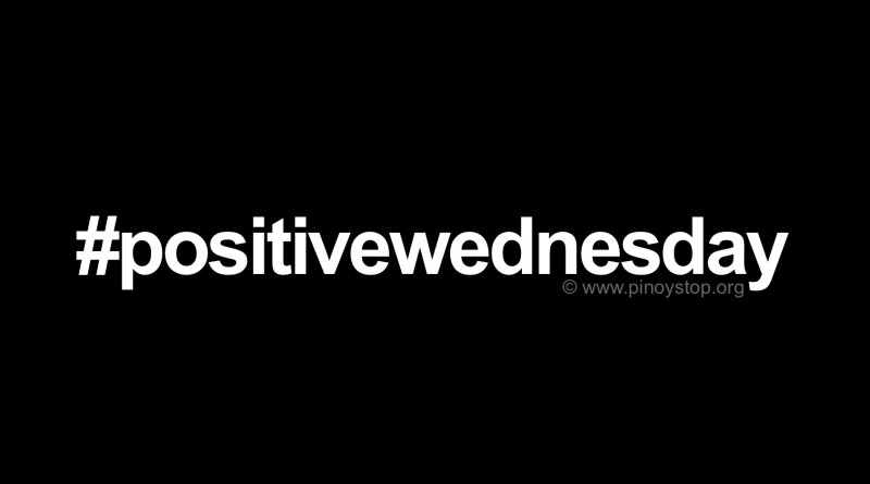 Positive Wednesday