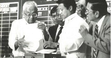 Snap Election 1986