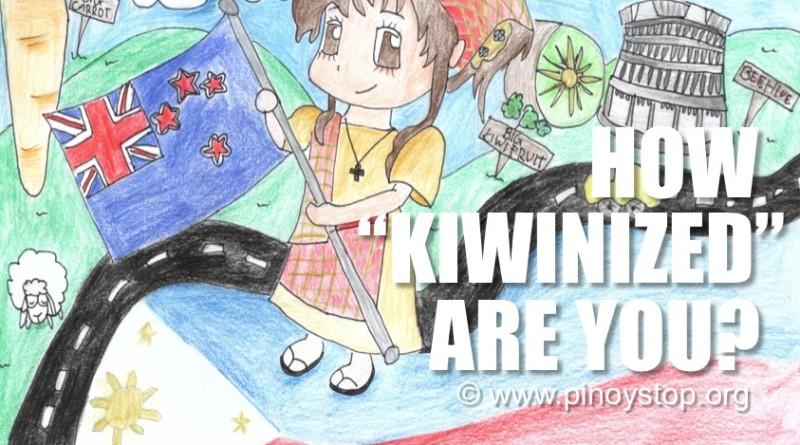 How Kiwinized Are You