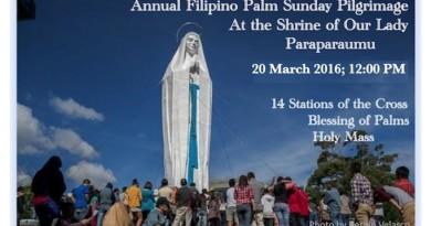 2016 Palm Sunday