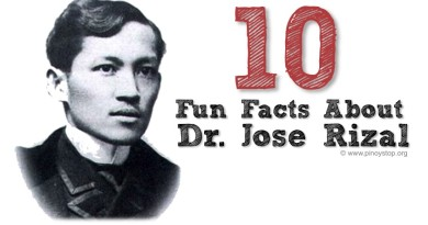 10 Fun Facts About Dr Jose Rizal