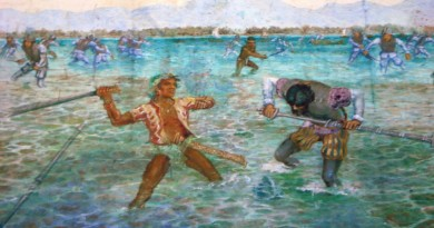 Battle of Mactan Mural