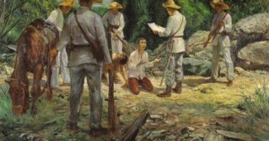 Andres Bonifacio execution