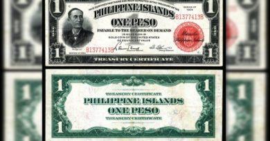 Philippine Peso 1902