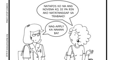 PinoyStop Salawikain 002 - Nasa Diyos ang awa nasa tao ang gawa