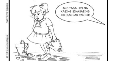 PinoyStop Salawikain 004 - Aanhin pa ang damo kung patay na ang kabayo