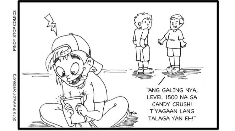 PinoyStop Salawikain 015 - Kung may tiyaga, may nilaga