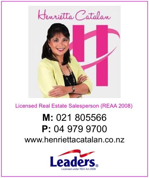 Sponsor - Henrietta Catalan