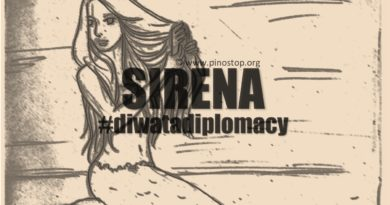 Philippine Mythical Creature - Sirena