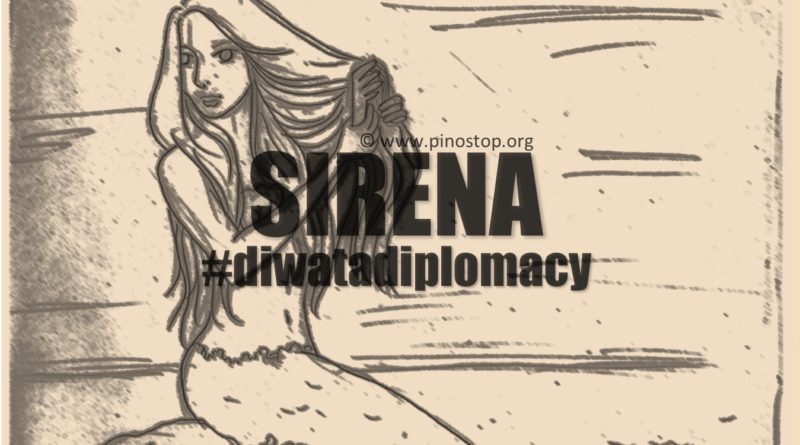 Philippine Mythical Creature - Sirena