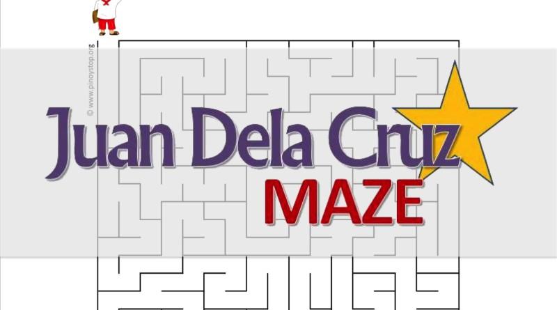 Juan Dela Cruz Maze