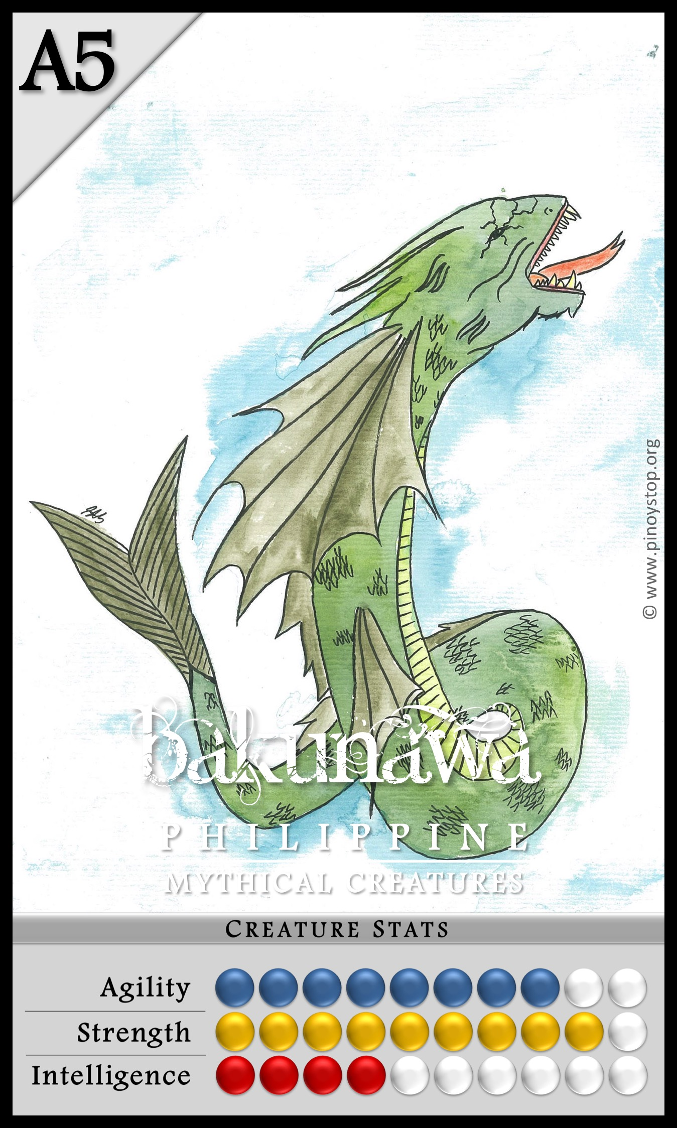 Bakunawa - Mythical Creatures Guide