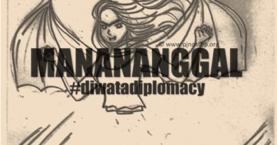 PHILIPPINE MYTHICAL CREATURES: Manananggal