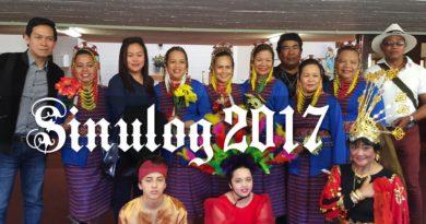 Sinulog 2017 Wellington