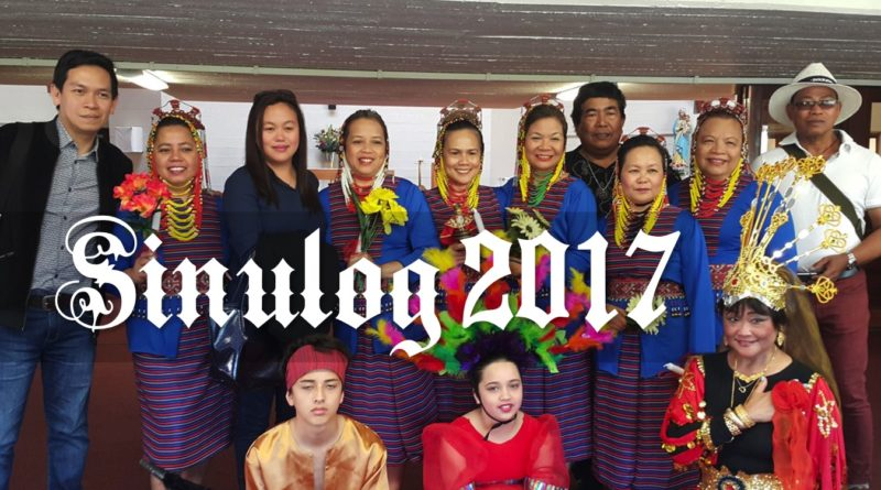 Sinulog 2017 Wellington