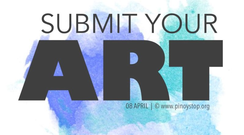 Submit your art - 2017 Young Pinoy Artists Festival