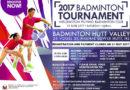 Ambassadors Cup 2017 – Badminton Tournament (Wellington)