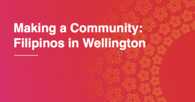 Making a Community: Filipinos in Wellington
