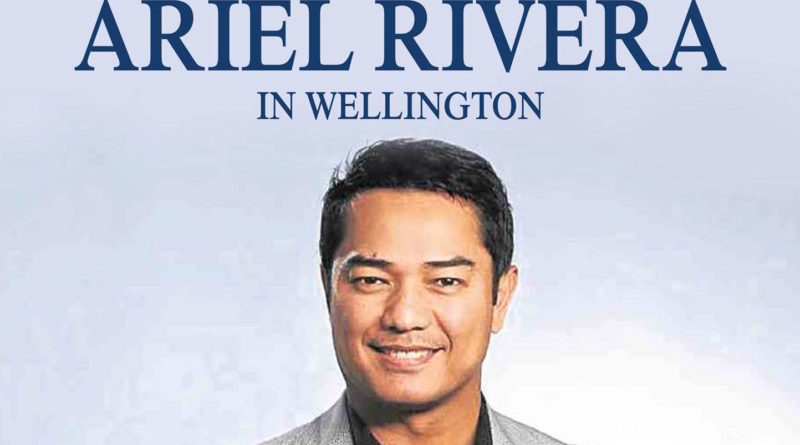 Ariel Rivera in Wellington 2017