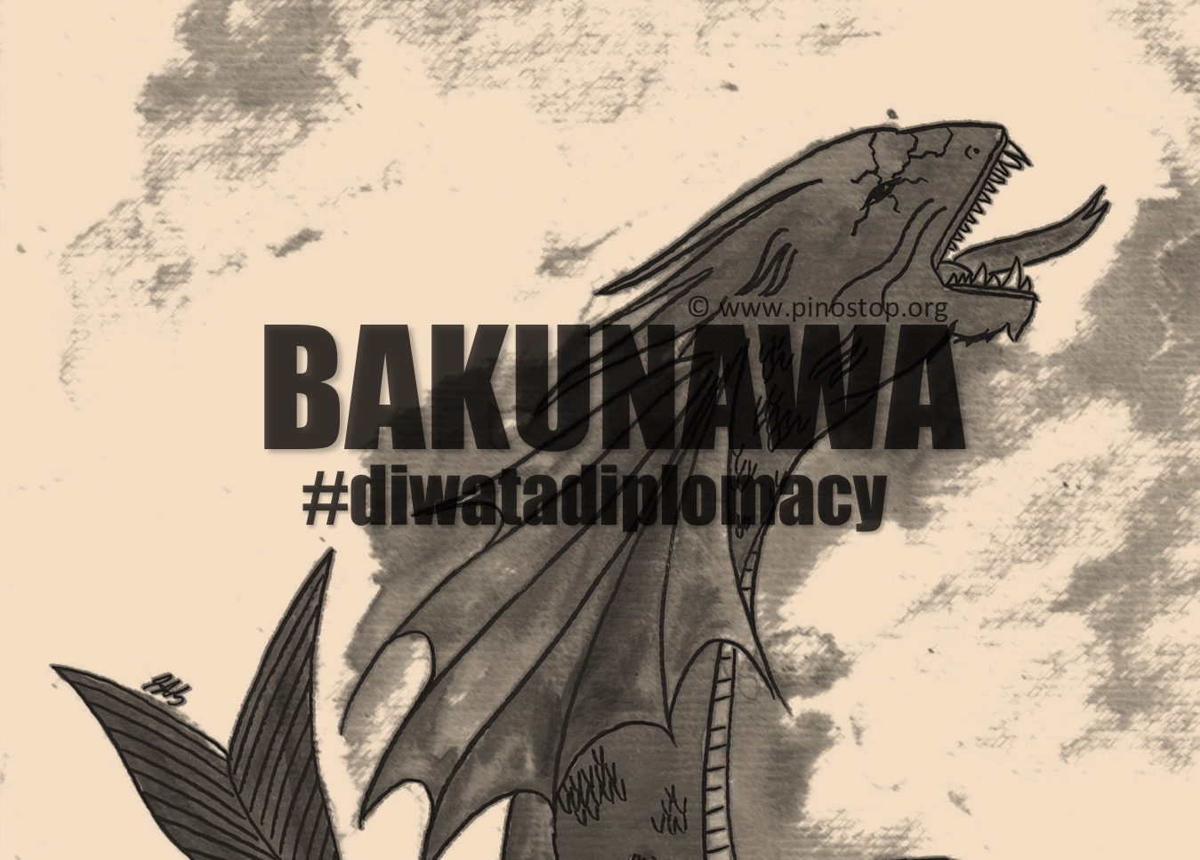 PHILIPPINE MYTHICAL CREATURES: Bakunawa – Pinoy Stop