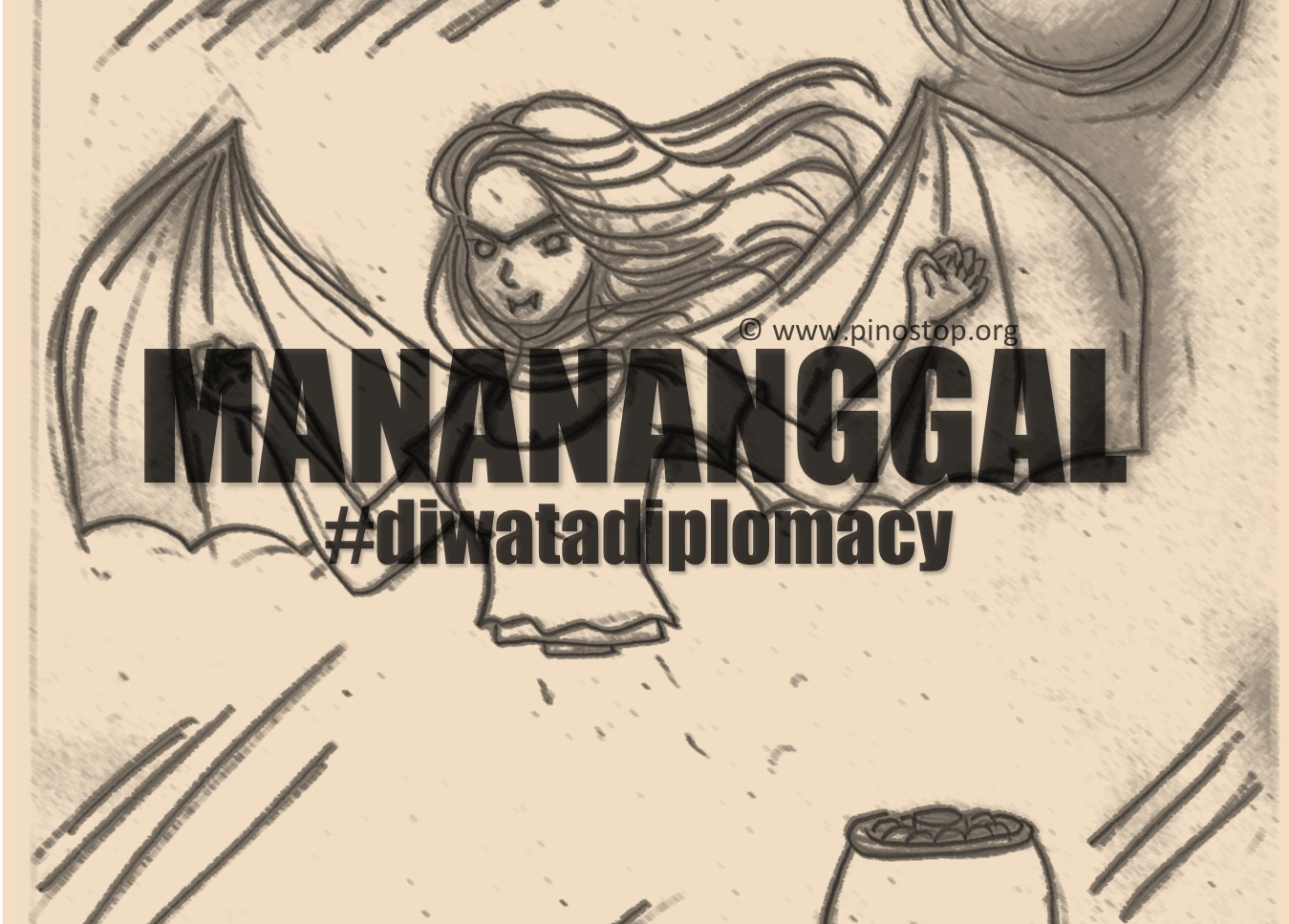 PHILIPPINE MYTHICAL CREATURES: Manananggal – Pinoy Stop